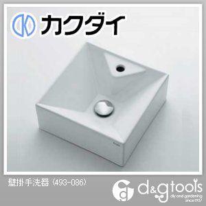 カクダイ 壁掛手洗器 493-086