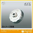 KTC カップ型オイルフィルタレンチD.PAT. 14角 (...