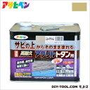 アサヒペン 油性高耐久アクリルトタン用塗料 ニュークリーム 6kg