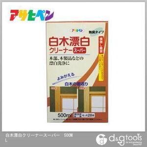 アサヒペン 白木漂白クリーナースーパー【あす楽】