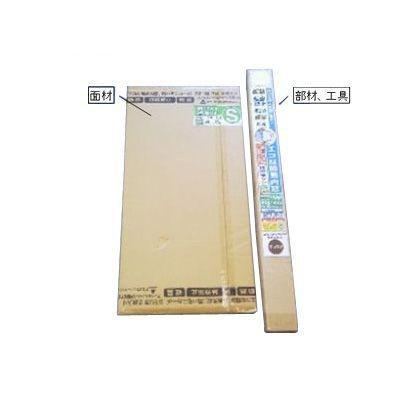 アクリサンデー エコな簡易内窓セット ホワイト Lサイズ (PU-S L WT) アクリサンデー 窓ガラス用
