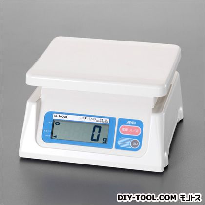 30.0kg/20.0gデジタルはかり (EA715DF-30)
