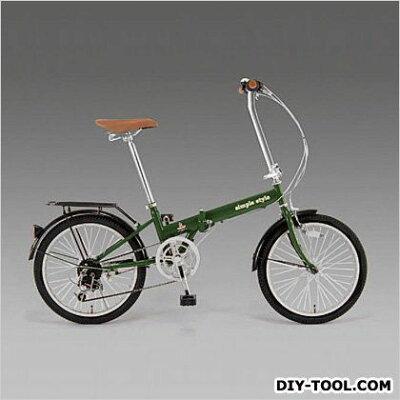 20インチ折畳み式自転車 (EA986Y-35)