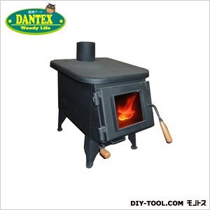 【送料無料】安くて丈夫な国産薪ストーブ!DANTEX 厚板鋼板製薪ストーブ (向日葵F-420)