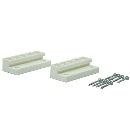 LABRICO(ラブリコ) 2×4材用ジョイント オフホワイト DXO-4 ツーバイフォー材 パーツ 1箱