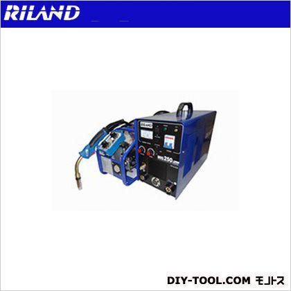 RILAND インバーター半自動溶接機 (MIG250F) 光熔材 溶接機 半自動溶接機:DIY FACTORY ONLINE SHOP