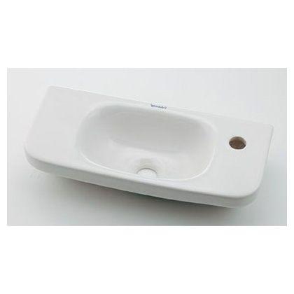 DURAVIT(デュラビット) 壁掛手洗器 白(ホワイト) (#DU-0713500008)