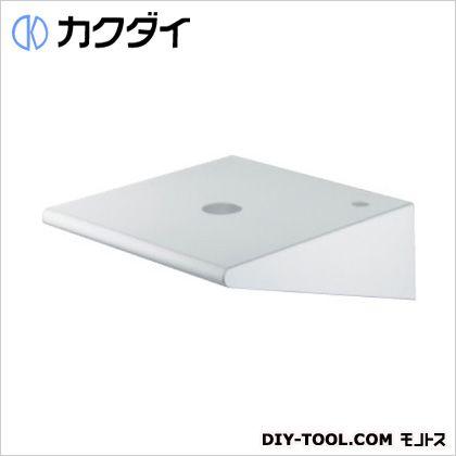 カクダイ 手洗カウンター ホワイト 497-062-W