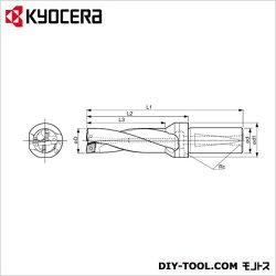京セラマジックドリル(S40-DRZ53159-15)金工用アクセサリー金工アクセサリー