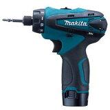 マキタ/makita 充電式ドライバドリル(バッテリー&充電器付き) DF030DWSP