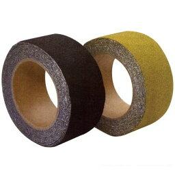 水上金属 屋外用滑り止め すべらんテープ 黒 100mm×5m 453-0041