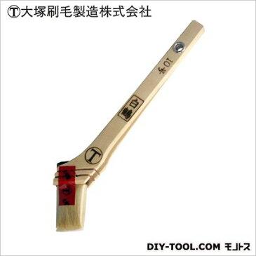 マルテー 白鶴 筋違 白 10号 D24×W57×H228(mm) ハケ 筆