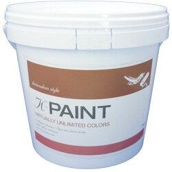 ワンウィルK-PAINT珪藻土塗料テラコッタ5kg