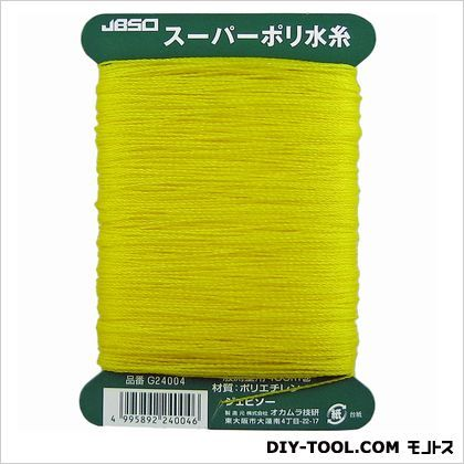 JBSO (ジェビソー) スーパーポリ水糸 100m G-24004