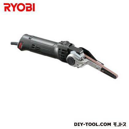 リョービ 電動ベルトサンダー (電気やすり)電動やすり 黒色 (BY-1030)