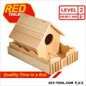 【在庫品】レッドツールボックス バードハウス 工作キット (K006)【あす楽】