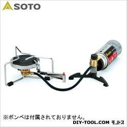 SOTOシングルバーナー(ST-301)新富士バーナーレジャー用品便利グッズ(レジャー用品)