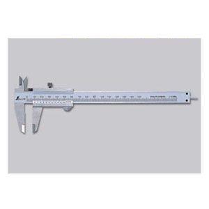 シンワ測定 普及ノギス M型 シルバー 15cm (19899) シンワ測定 ノギス 【あす楽…