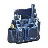 DBLTACT 本革釘袋 卓越モデル 黒 (DTL-11-BK)