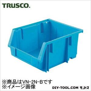 トラスコ αVN型コンテナ ブルー 内寸101×158×108 VN2NB