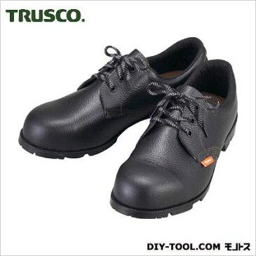 トラスコ JIS安全靴 短靴 23.5 TJA23.5