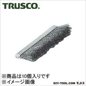 トラスコ 6I型スペアブラシ硬鋼線 TB-2030S-10