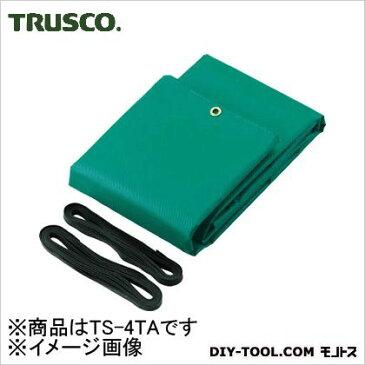 トラスコ トラックシートα 4t車用 緑 TS4TA