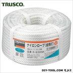 トラスコ(TRUSCO) ナイロンロープ金剛打線径6mmX長さ30m 140 x 143 x 76 mm R-630NK