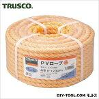 トラスコ(TRUSCO) PVロープ3つ打線径12mmX長さ30m 229 x 221 x 129 mm R1230PV