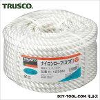 トラスコ(TRUSCO) ナイロンロープ3つ打線径12mmX長さ30m 220 x 225 x 119 mm R1230N