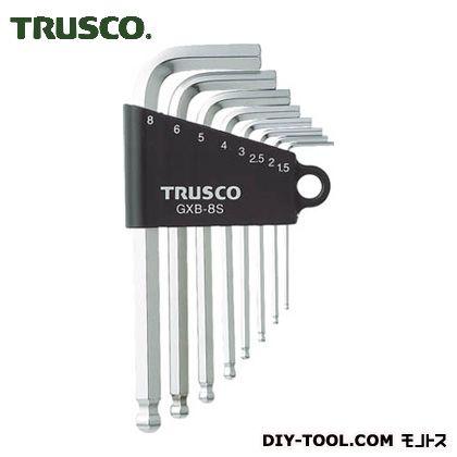 締付工具, レンチ・スパナ (TRUSCO) 8 166 x 93 x 15 mm GXB-8S 8