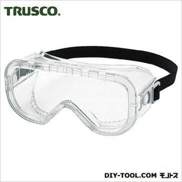 トラスコ 飛来粉塵用セーフティゴーグル曇り止めレンズ GS1530
