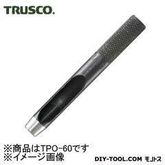【TRUSCO】 ベルトポンチ 6mm (TPO60)