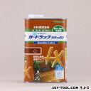 和信ペイント 水性ガードラックラテックス 木材保護塗料(防虫・防腐・防カビ効果) オーク 0.7kg LX-9