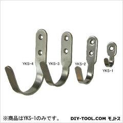 ステンレスJ型 フック 生地 25mm (YKS-1 15461)