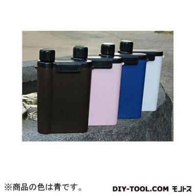 【エントリーでポイント5倍】 ブック型ボトル ISSA(一茶) ブック水筒 青【エントリー期間:9/...