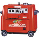 新ダイワ エンジン溶接機 (EGW2800MI)