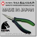 【即納】KEIBA ケイバラジオペンチ(溝ナシ、切断刃ナシ) HLC-D14