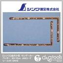 【シンワ】 曲尺小型 サンデーカーペンター 30×15cm JANコードシール付 (12416) (さしがね)