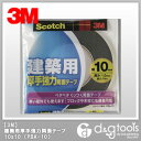 3M(スリーエム) 建築用厚手強力両面テープ 10×10 PBA-10