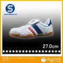 サンダンス 軽量スニーカータイプ安全靴 トリコロール 27.0cm G...