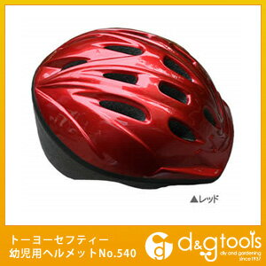 トーヨーセフ tea child / toddler helmet No.540 red (540 R XS)