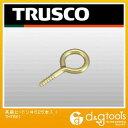 DIY FACTORY ONLINE SHOPで買える「トラスコ(TRUSCO 真鍮ヒートン#625本入 78 x 53 x 15 mm THTB6 25本」の画像です。価格は422円になります。