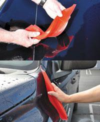 【JellyBLADEジェリーブレード】水滴除去が簡単!あす楽♪プレゼント付き♪100円OFFクーポン配布中♪冷たいタオル拭き&絞りからあなたを解放します!重さの意味は使ってみれば分かります!ジェリーブレイド洗車拭き取り雪払い正規輸入元