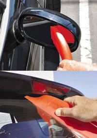 あす楽♪【JellyBLADEジェリーブレード】水滴除去が簡単!プレゼント付き♪冷たいタオル拭き&絞りからあなたを解放します!重さの意味は使ってみれば分かります!ジェリーブレイド洗車拭き取り雪払い正規輸入元