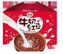 泰山 ミルク入りあずきぜんざい 330g x 24缶 常備食 ギフトセット 非常食 防災【taisun】【台湾直送】