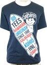 88TEES(エイティエイティーズ)メンズ・Tシャツ・Navy×サーフボード×ククサイズ:M