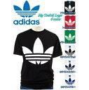 【激安・ポッキリセール】【海外限定】【USAモデル】【即日発送】adidas Originals・アディダス オリジナルス・Graphic Tシャツ・Big Trefoil Logo 6color・メンズ・ユニセックス・サイズ:SMLXL【返品交換不可】