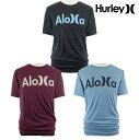 HURLEY(ハーレー)Hurley【ハワイ限定】【Hawaii直輸入】【即日発送】ALOHA 4SS PREMIUM TEE・メンズTシャツ3colors・サイズ:S-L