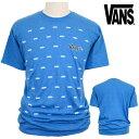 【激安・ポッキリセール】【USAモデル】VANS・バンズ・Tシャツ・VN0A32239KSMN ALLOER Royal Htサイズ:S-XL・メンズ・ユニセックス【返品交換不可】